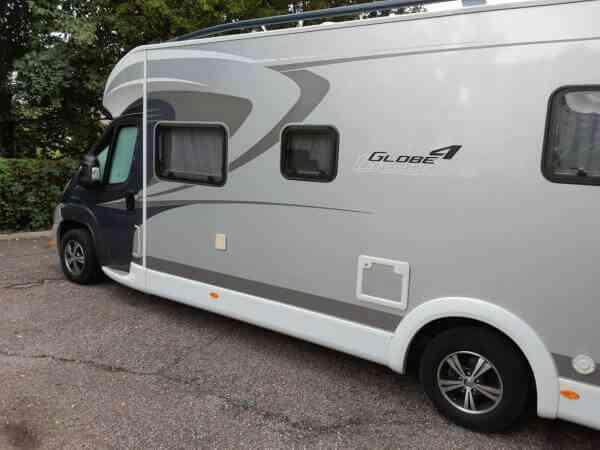 camping-car DETHLEFFS GLOBE 4 T