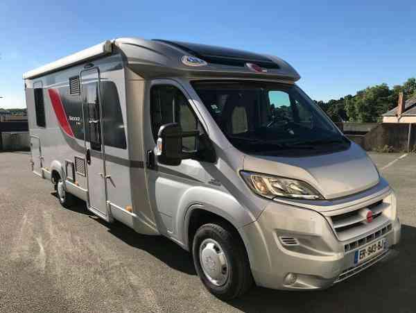camping-car BURSTNER NEXXO T 740 L