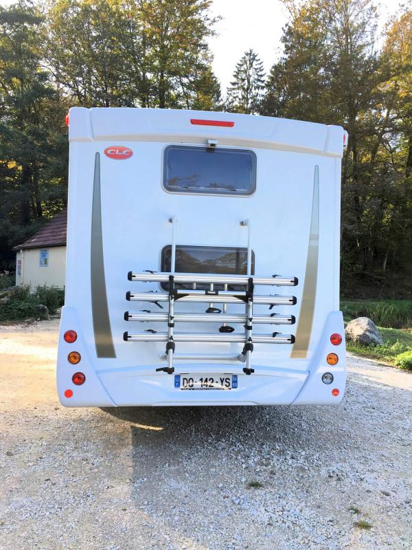 camping-car PILOTE PACIFIC P 696 S