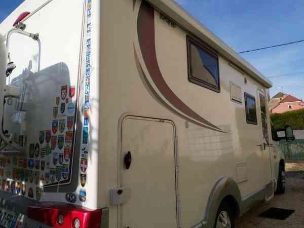 camping-car RAPIDO P 650 F