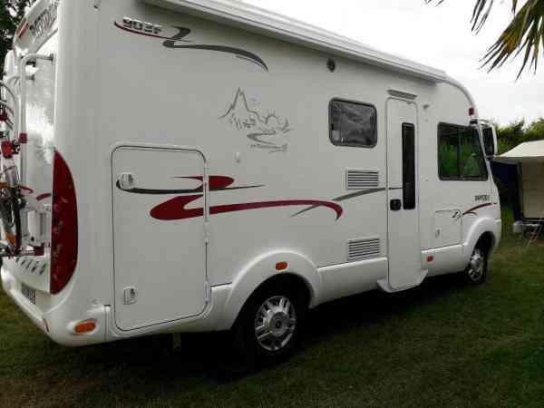 camping-car RAPIDO 903 F