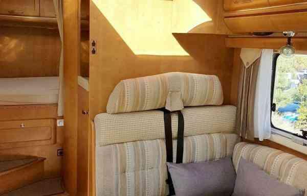 camping-car RAPIDO RANDONNEUR 903F