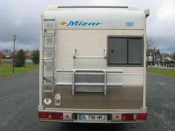 camping-car CI MIZAR 130