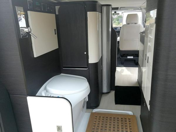 camping-car WESTFALIA KEPLER ONE