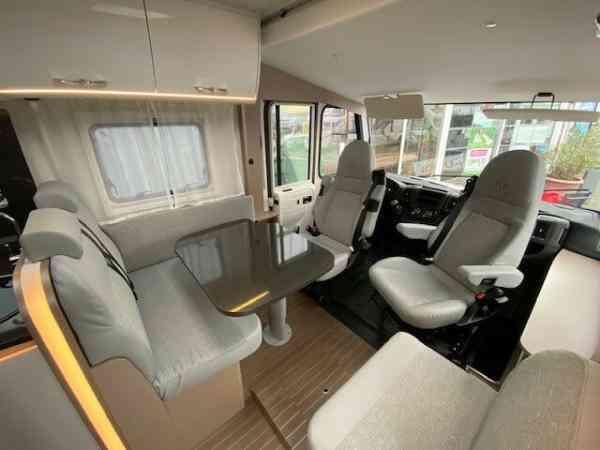 camping-car ETRUSCO I 7400 QB
