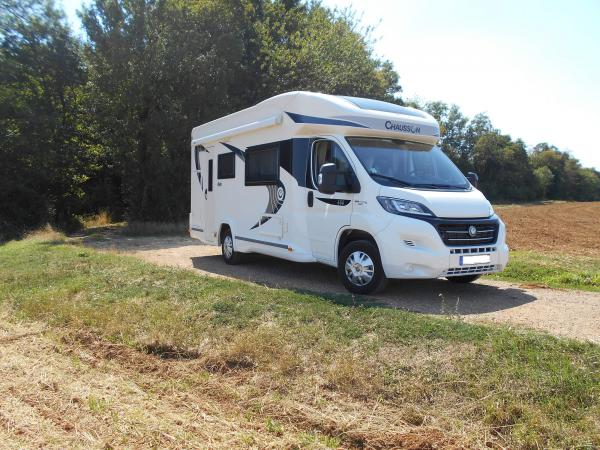 camping-car CHAUSSON FLASH C 656