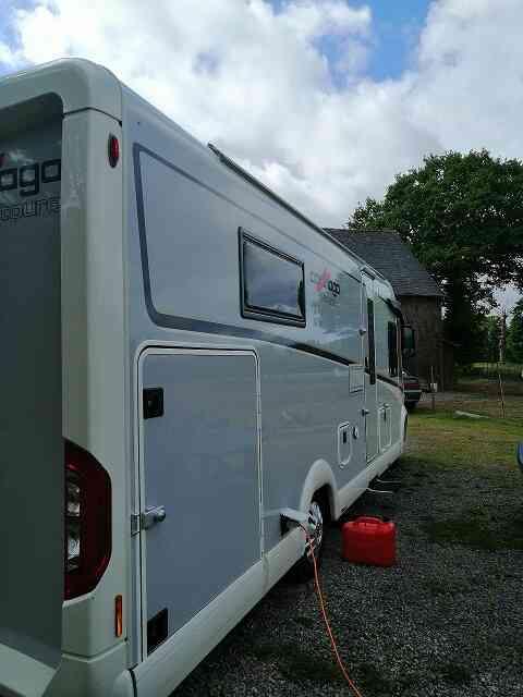 camping-car CARTHAGO C TOURER I150