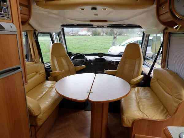 camping-car mercedes 316 cdi  le voyageur lvx7