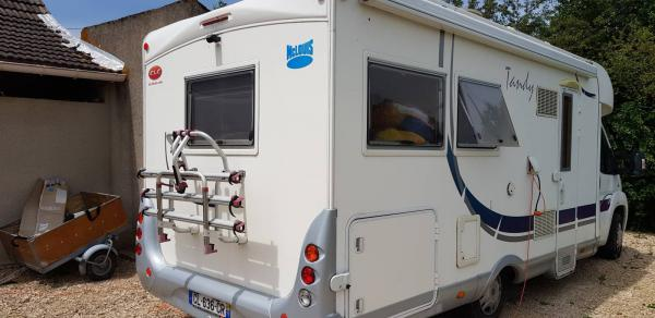 camping-car MC LOUIS TANDY 671