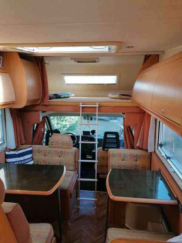 camping-car ELGANH JOXY