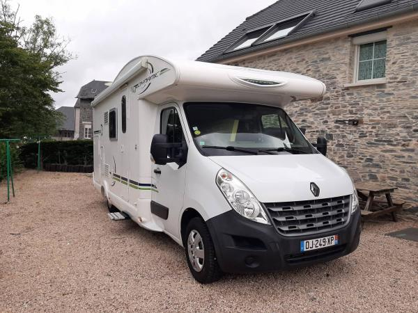 camping-car XGO DYNAMIC 30 P PLUS