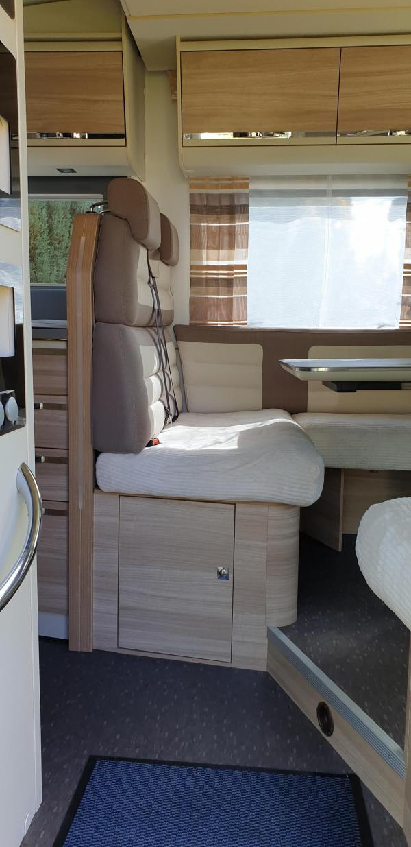 camping-car ADRIA MATRIX