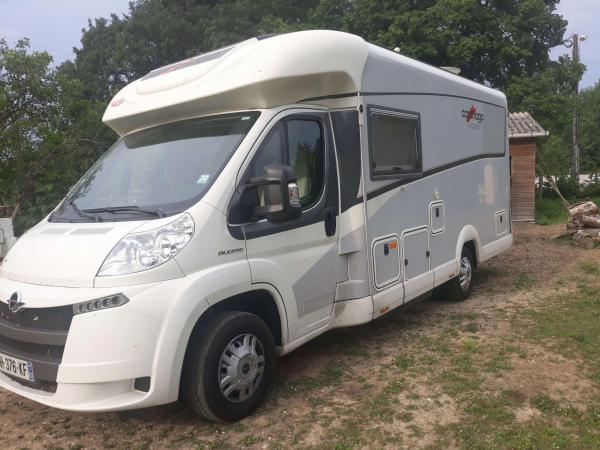 camping-car CARTHAGO C TOURER T 142 QB