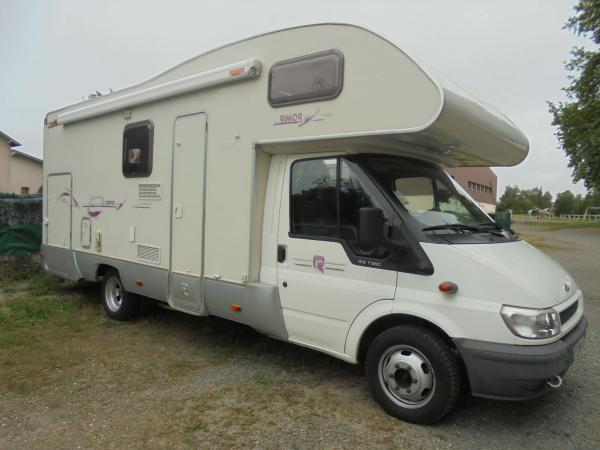 camping-car RIMOR EUROPEO NG5