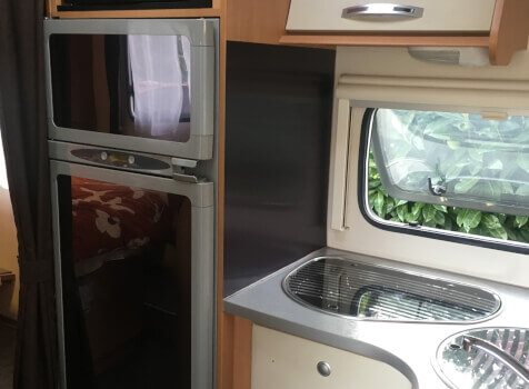 camping-car CHALLENGER GENESIS 60+