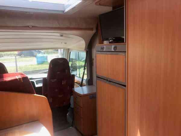 camping-car PILOTE G 680