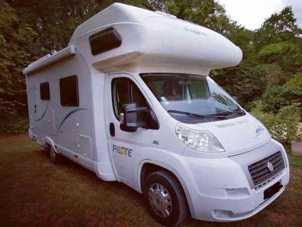 camping-car PILOTE AVENTURA A 710