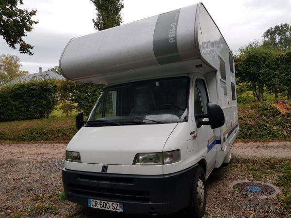 camping-car BURSTNER A 535-2