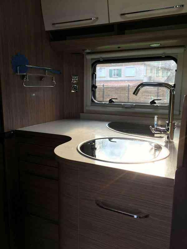 camping-car ITINEO SB 740