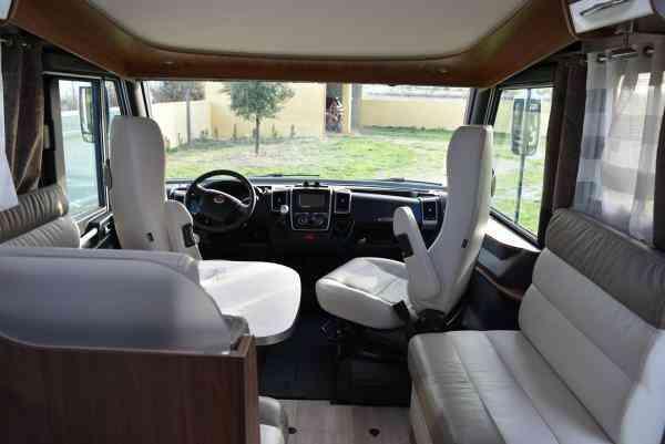 camping-car PILOTE 740 G SENSATION