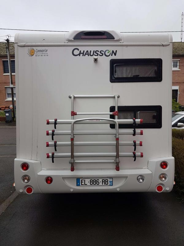 camping-car CHAUSSON C 656