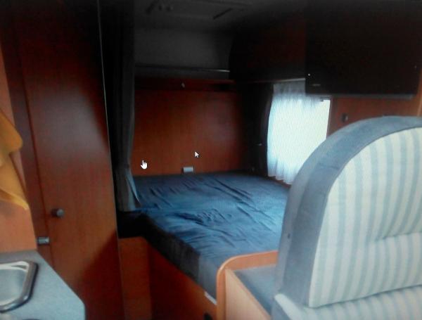 camping-car DETHLEFFS  GLOBEBUS